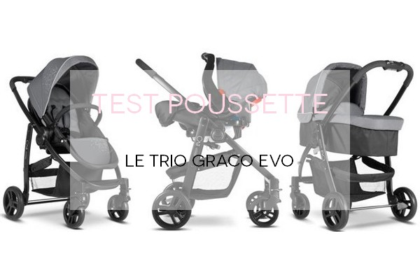 test trio graco evo
