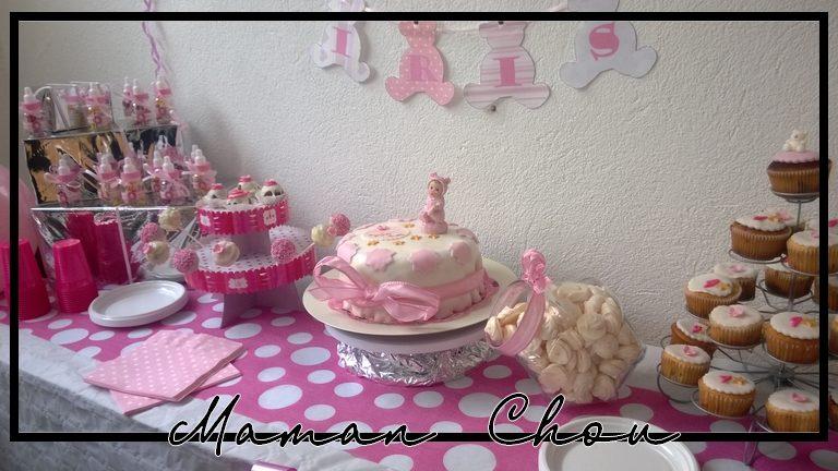 [1 an de Ninie] Son premier anniversaire !
