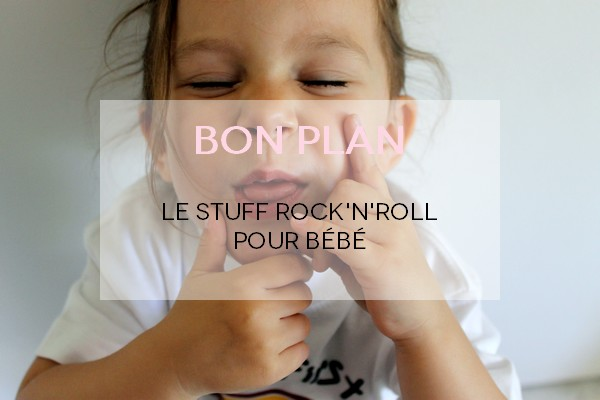 stuff rock n roll bébé