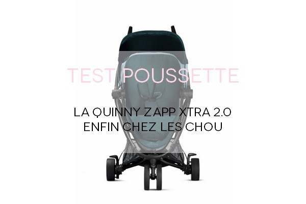 test quinny zapp xtra 2.0