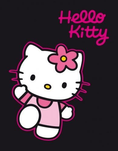 plaid-polaire-hello-kitty-noir-11768