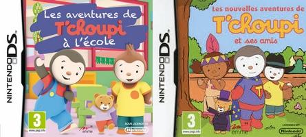 TCHOUPI DS