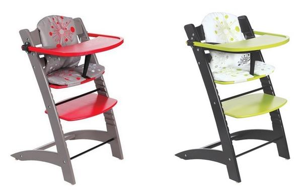 Notre Nouvelle Chaise Haute Signée Badabulle Maman Chou