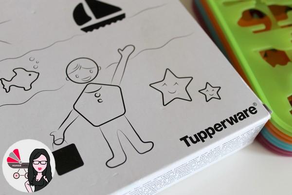 Stencil Art Tupperware 02