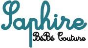 saphire bébé couture