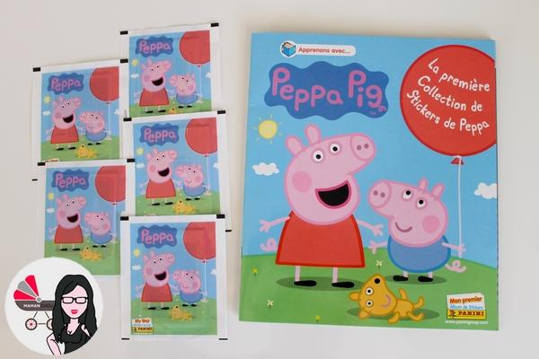 Peppa Pig Panini 01