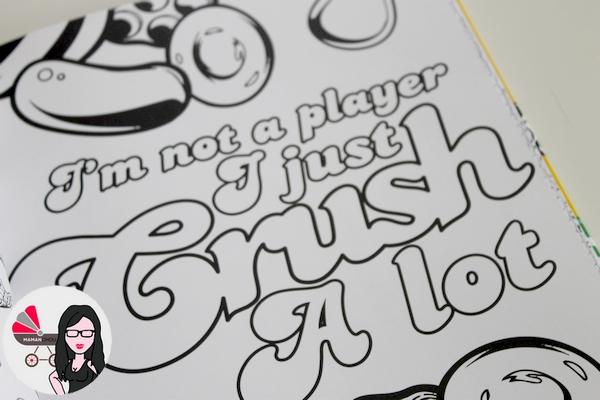 Livre de coloriage candy crush maman chou - Coloriage sympa ...