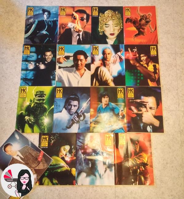 magazines HK