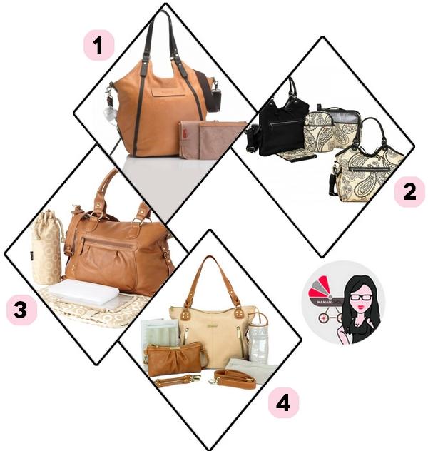 sac à langer luxe
