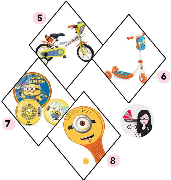 selection outdoor minions 02
