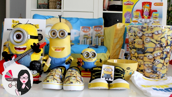 Collection Minions 01