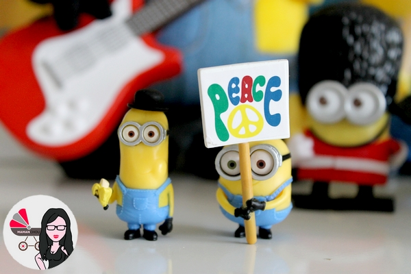 Collection Minions 02