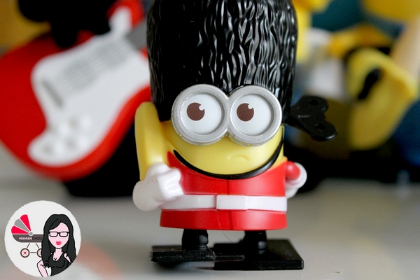 Collection Minions 03
