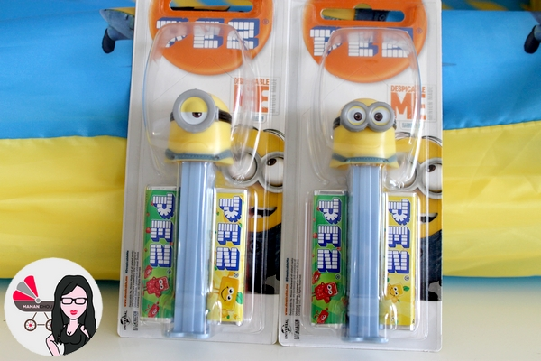 Collection Minions 13