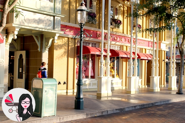disney land boutique