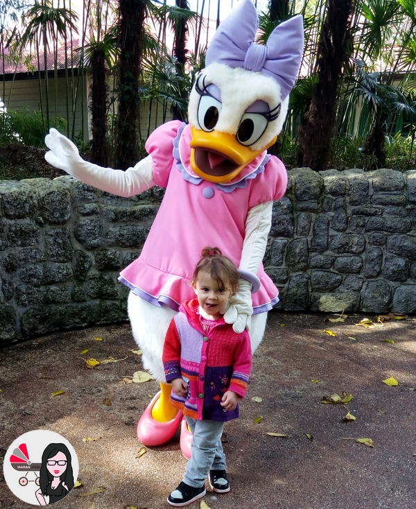 disney land daisy