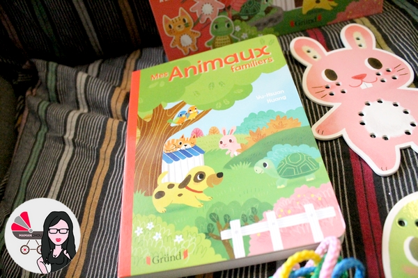 mes animaux familiers (4)