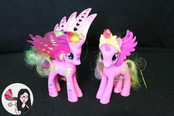 My Little pony figurines (10)