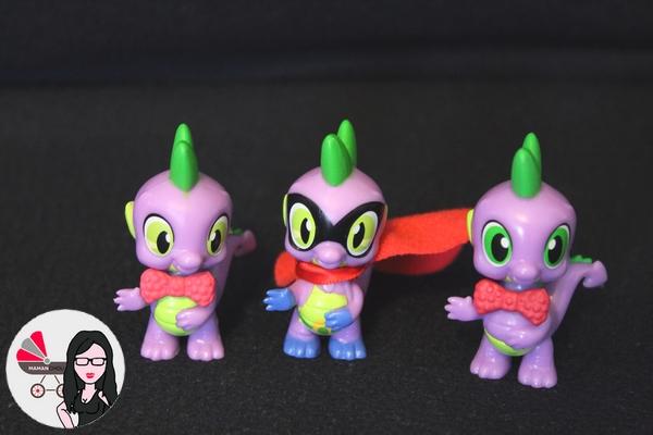 My Little pony figurines (4)