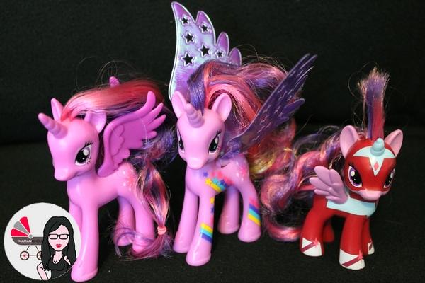 My Little pony figurines (7)