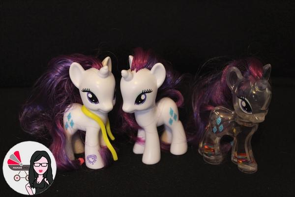My Little pony figurines (8)
