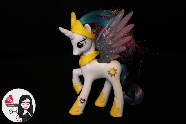 My Little pony figurines (9)