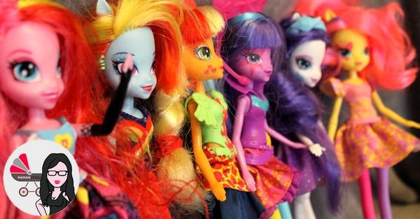 equestria girls mane six