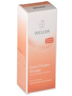 cold cream weleda