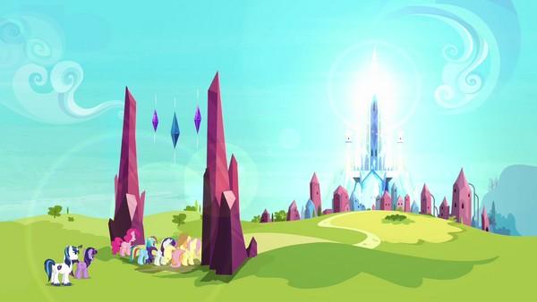 le royaume de cristal mlp
