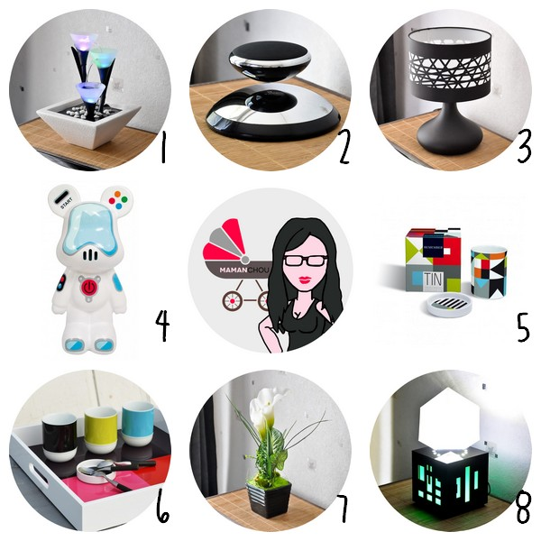 selection ping deco