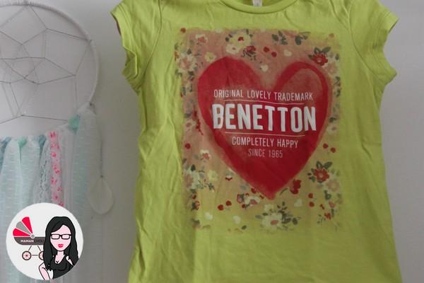Benetton 3-4 ans