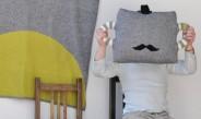 Sélection déco pour les Kids: Les belles moustaches… Pour la fête des pères!