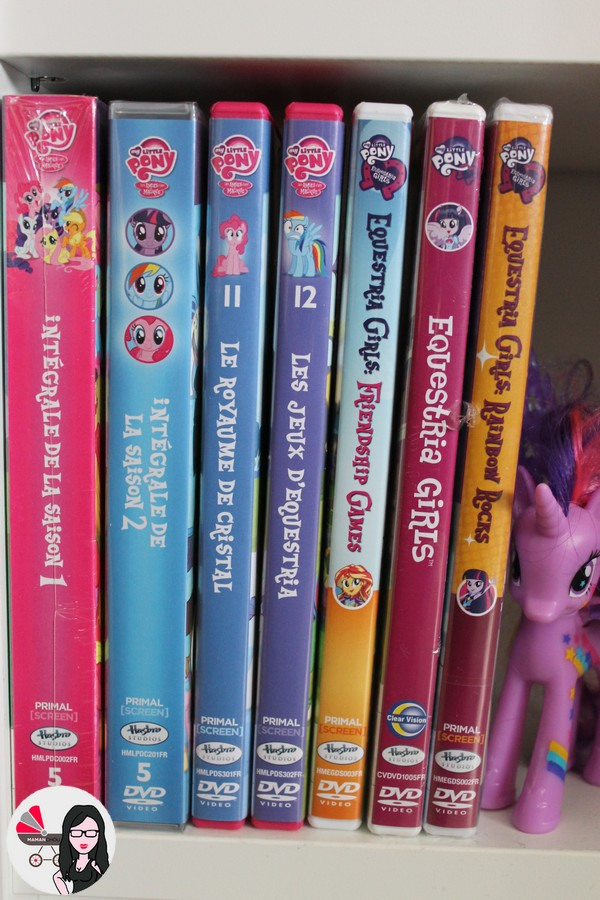 mlp collection dvd