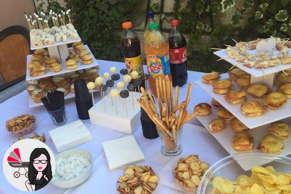 buffet apéritif mariage geek (1)