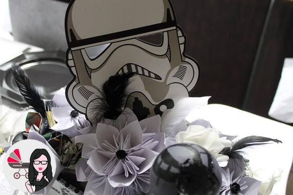 centre de table mariage geek (5)