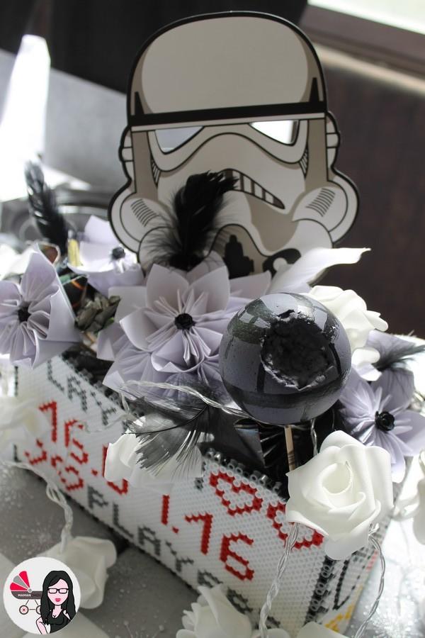 centre de table mariage geek (8)
