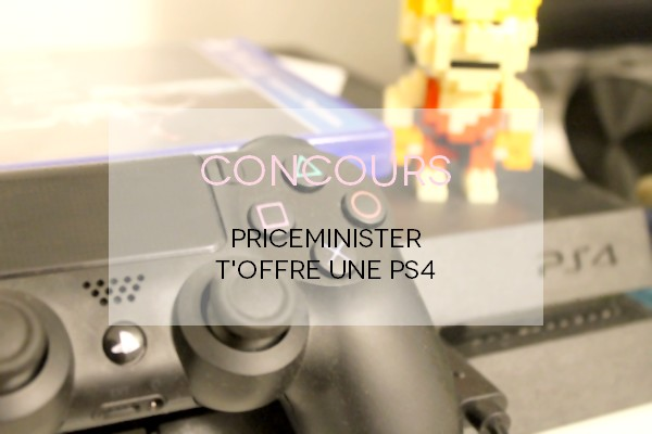 concours priceminister ps4