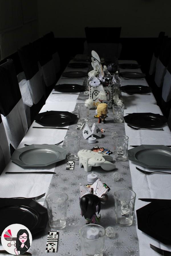 deco de tables mariage geek (1)
