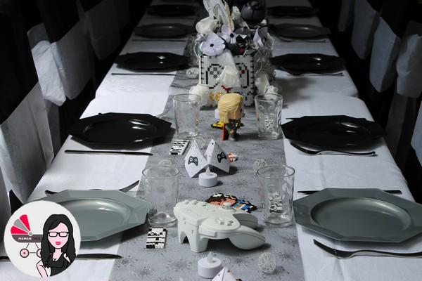deco de tables mariage geek (2)
