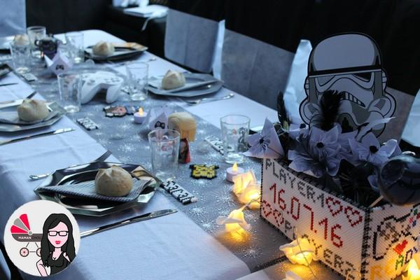 deco de tables mariage geek (4)