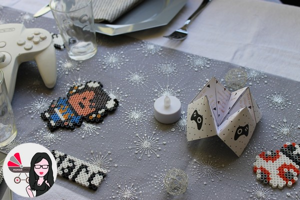 deco tables mariage geek (1)