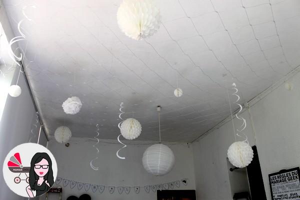 plafond mariage