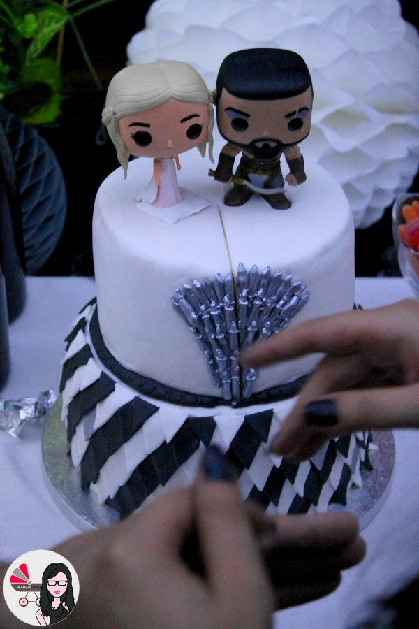 wedding cake game of thrones (12)