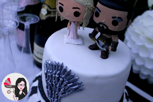 wedding cake game of thrones (4)
