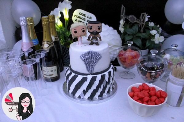 wedding cake game of thrones (7)