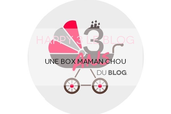 Happy 3 box maman chou