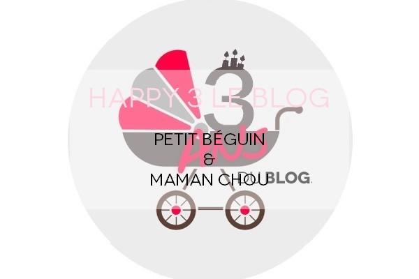 Happy 3 x Petit Béguin