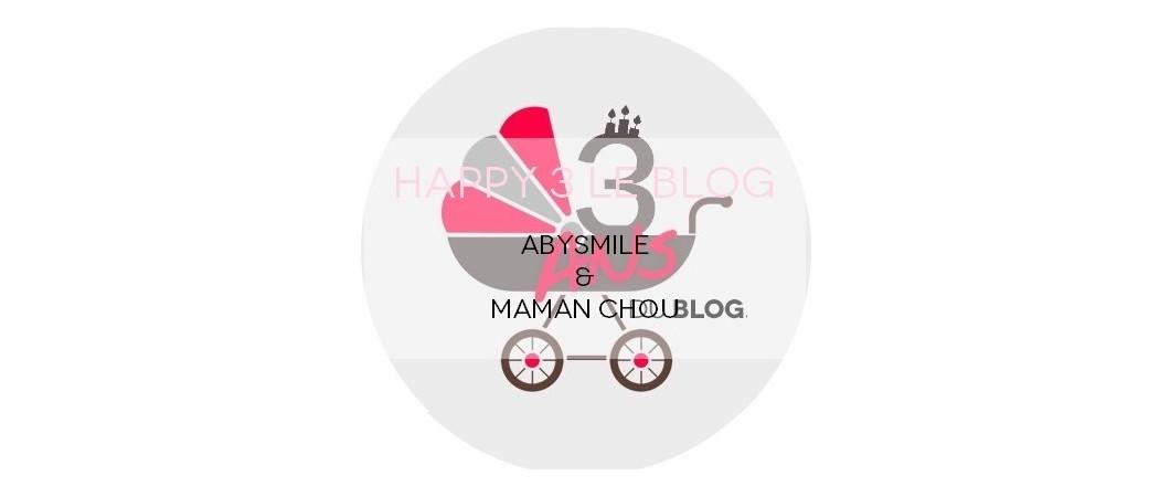 Concours #139: Happy 3 le Blog avec AbySmile et le temps qui passe – Dans ma BAL #281