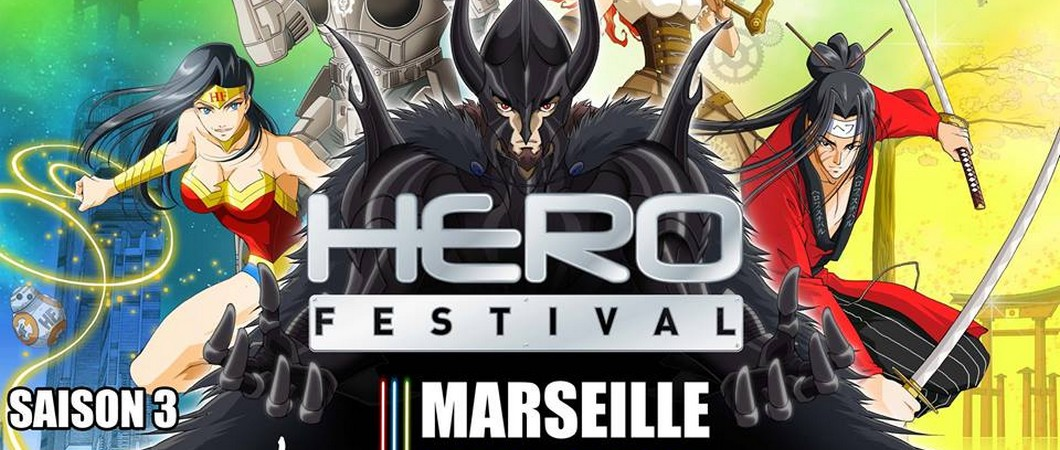 Un week-end au HeroFestival Saison 3