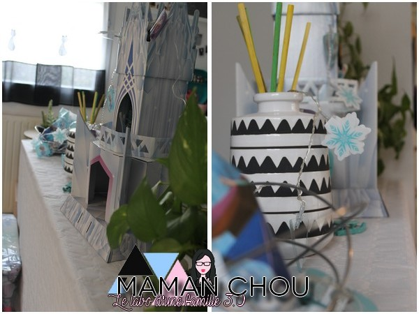 son anniversaire la reine des neiges pour ses 4 ans maman chou. Black Bedroom Furniture Sets. Home Design Ideas